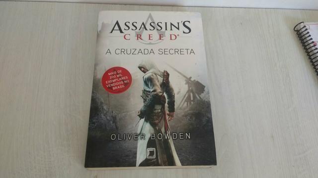 Assassin's Creed - Coleção Livros - Foto 3