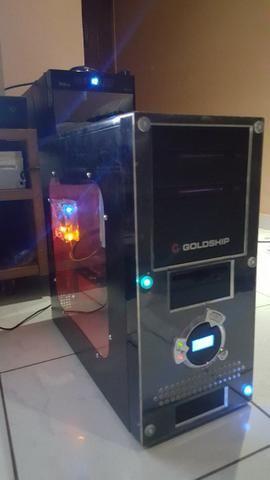 Cpu Gamer Intel i5 8GB Ram GeForce GTX 1060 3GB Hd500gb - Troco