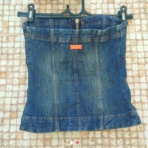 Blusa Tomara que Caia Jeans - Foto 2