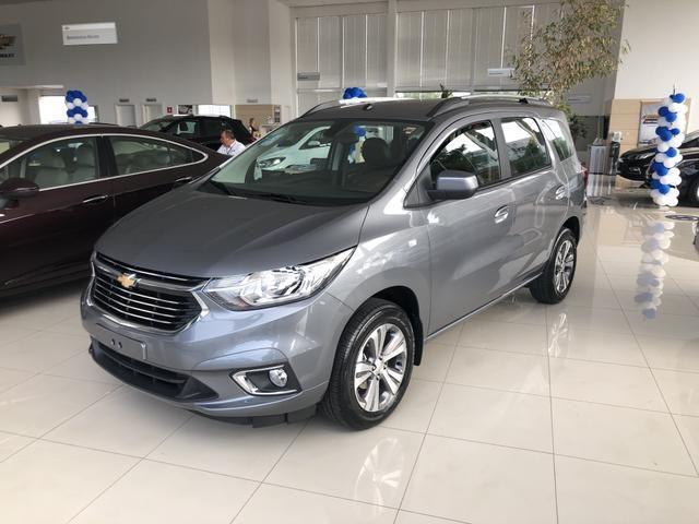 Gm Chevrolet Spin Ltz 18 8v Econoflex 5p Aut 2019 574195756 Olx