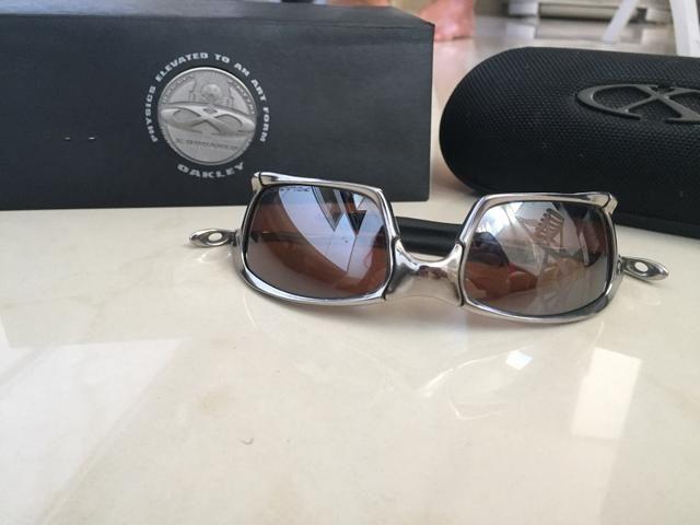 ea4e907d84626 Óculos Oakley X Squared Titanium 1 Geração Original - Bijouterias ...