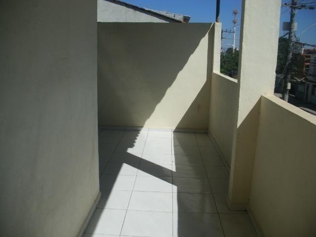 Sobrado com 2 quartos no bairro: Piam - Belford roxo - Foto 2