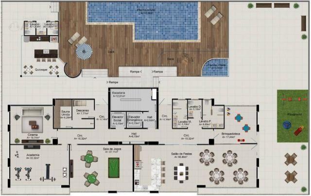 Apartamento à venda, 135 m² por r$ 957.260,75 - centro - balneário camboriú/sc - Foto 5