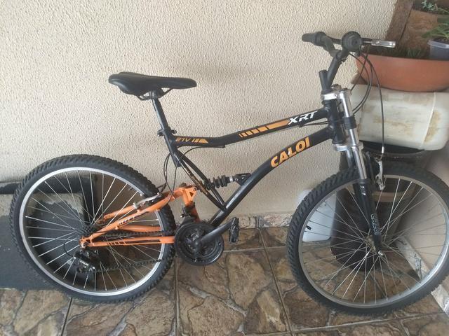 f366afe80e75e Bicicleta semi nova Caloi Trilha aro 26 - Ciclismo - Vila Pedroso ...