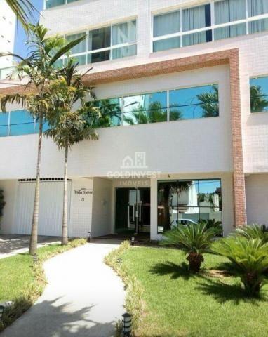 Apartamento 100 % mobiliado no são luiz, residencial villa siena. - Foto 2