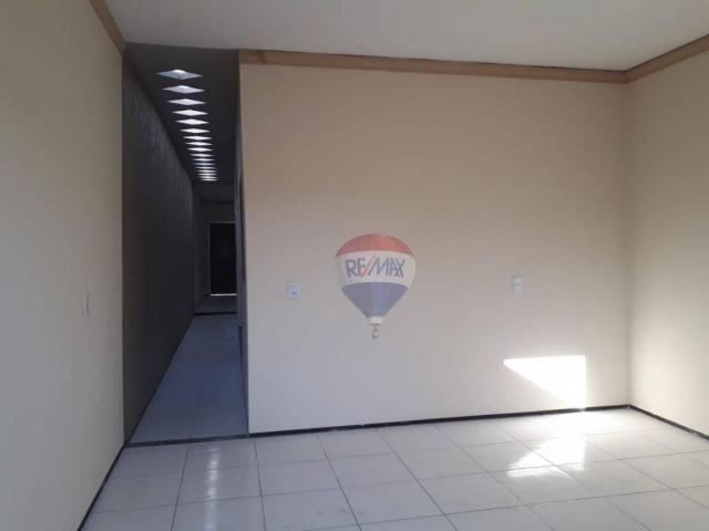 Casa com 2 dormitórios para alugar por R$ 500,00/mês - Tiradentes - Juazeiro do Norte/CE