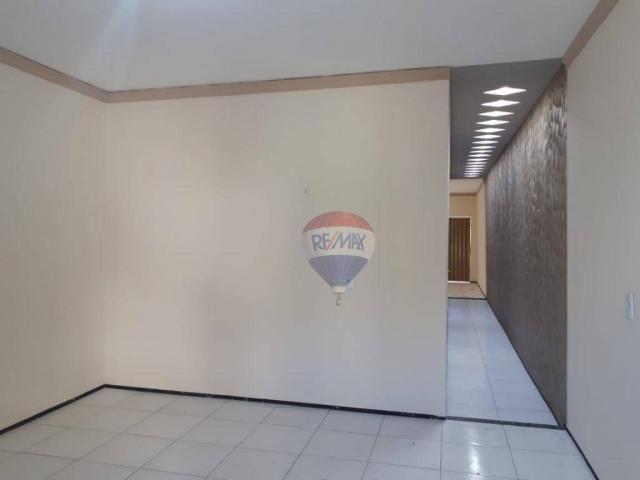 Casa com 2 dormitórios para alugar por R$ 500,00/mês - Tiradentes - Juazeiro do Norte/CE - Foto 7