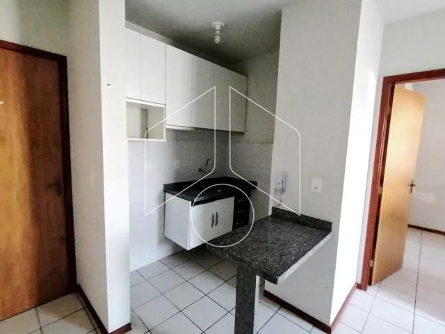 Apartamento à venda com 1 dormitórios em Boa vista, Marilia cod:V6390 - Foto 3