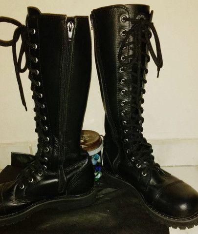 Bota Vilela boots e Shoes