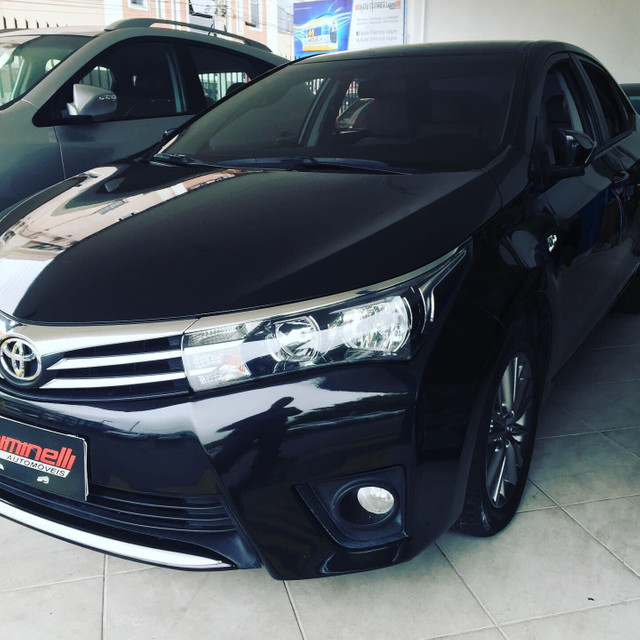 Toyota Corolla XEi 2016 Aut