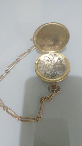 Relógio De Gibeira em ouro, marca Paragon - Foto 3