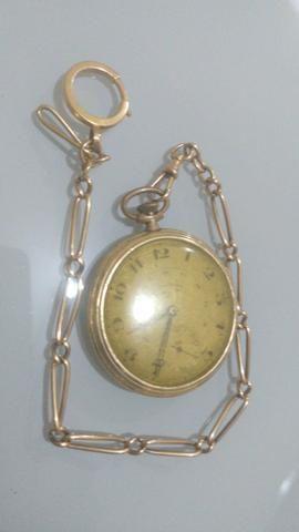 Relógio De Gibeira em ouro, marca Paragon - Foto 5