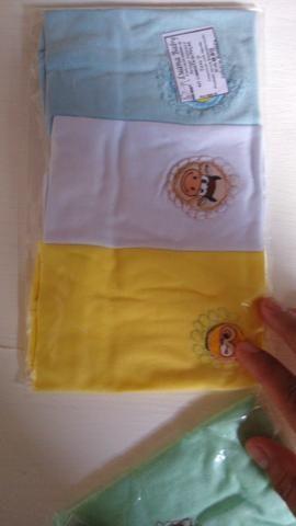 Kit camisetinha 3 peças 7.00 - Foto 5