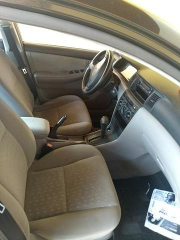 Corolla XLI 2004/2005 automático - Foto 5
