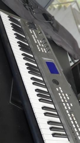 Teclado Yamaha MM6 - Foto 3