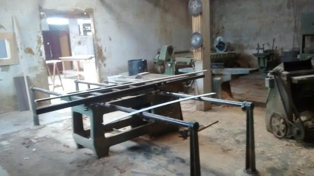 Barracao aluga-se com maquinaria para fabrica de moveis - Foto 4