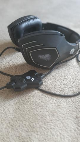 Headset Gamer Dazz Rock Phyton 7.1