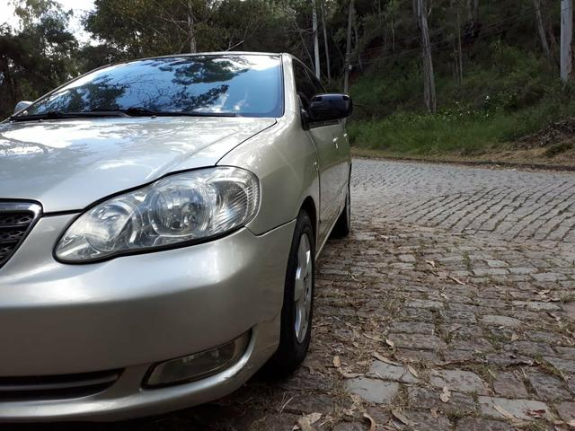 Corola xei 1.8 flex carro sem detalhes - Foto 2