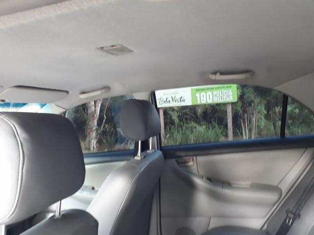 Corola xei 1.8 flex carro sem detalhes - Foto 4