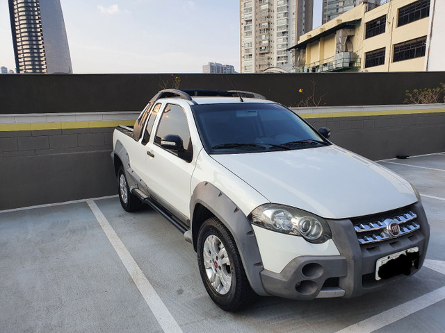 Fiat Strada Adventure 1 8   1 8 Locker Flex Ce 2011