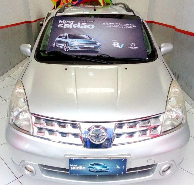 "Nissan Livina SL 2012 "" Black Friday BV"