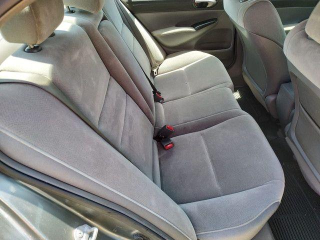 Honda Civic Lxs 2008 1.8 Flex Completo (Automático) - Foto 4