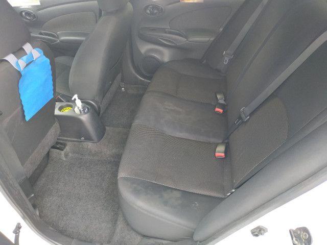 Nissan Versa SV 1.6 GNV Legalizado - Foto 5