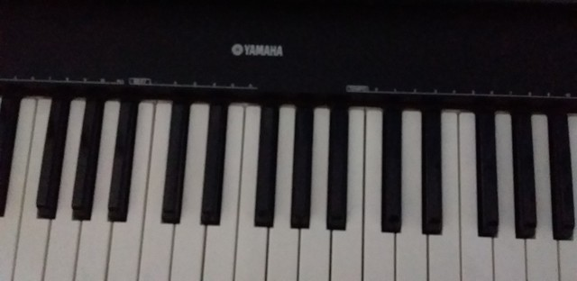 portable piano yamaha np-30 - Foto 2