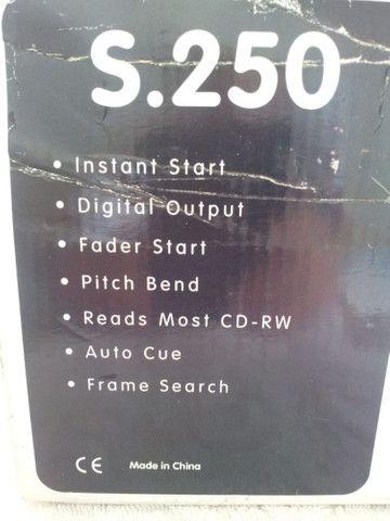 CDJ S250 STANTON. - Foto 3