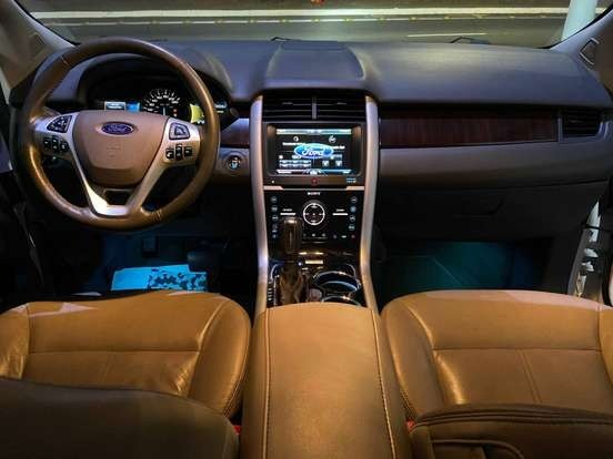 Ford Edge 3.5 Limited 2014 - Foto 9