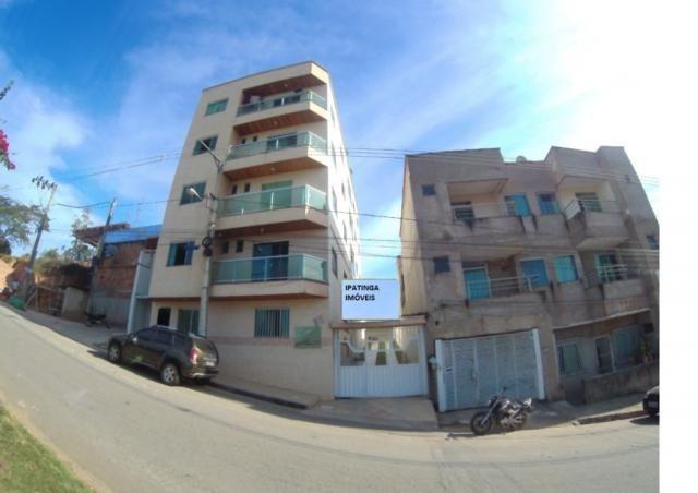 Apartamento à venda com 2 dormitórios em Cidade nova, Santana do paraíso cod:1009