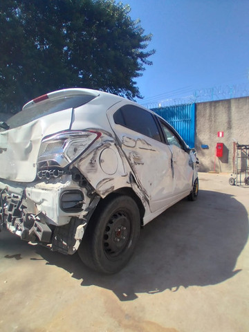 Chevrolet/Onix 1.4AT LT 2018/2019 Flex - Foto 3