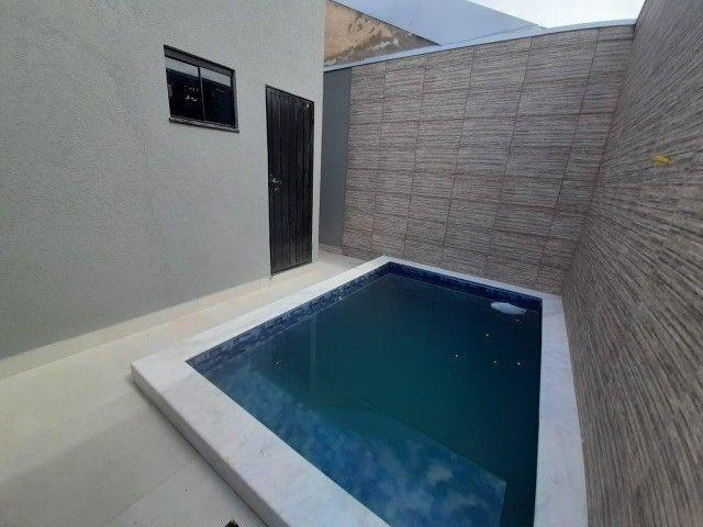 Linda Casa com Piscina Monte Castelo com Planejados - Foto 20