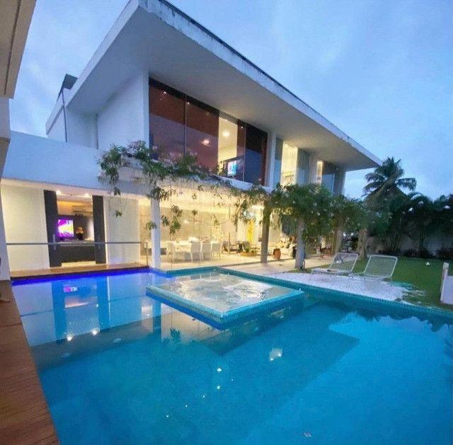 Casa no cond. Laguna em Marechal Deodoro com piscina e área gourmet - Foto 5