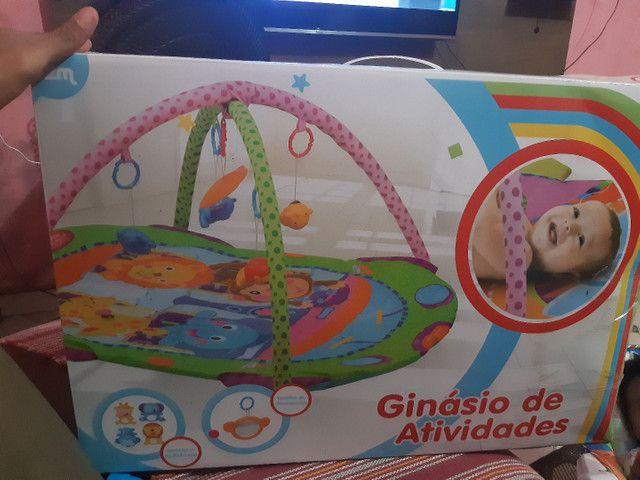 Tapete  de atividades para bebê  - Foto 2