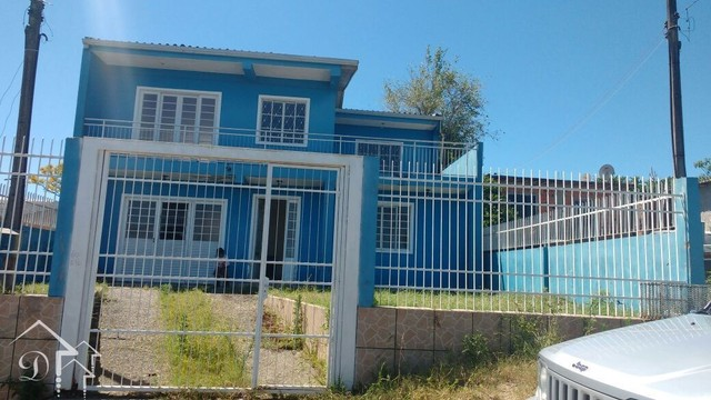 Casa à venda com 3 dormitórios em Nova santa marta, Santa maria cod:10049 - Foto 2
