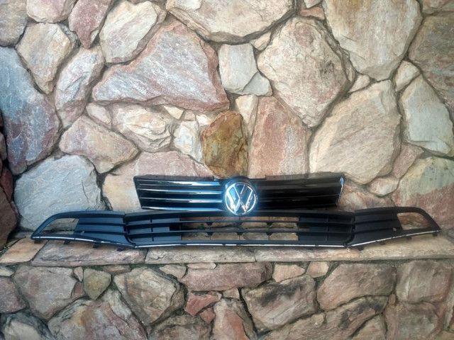 Grade do novo VW Voyage 2015/2016