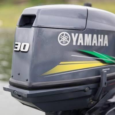Motor de Popa 30Hp - Yamaha