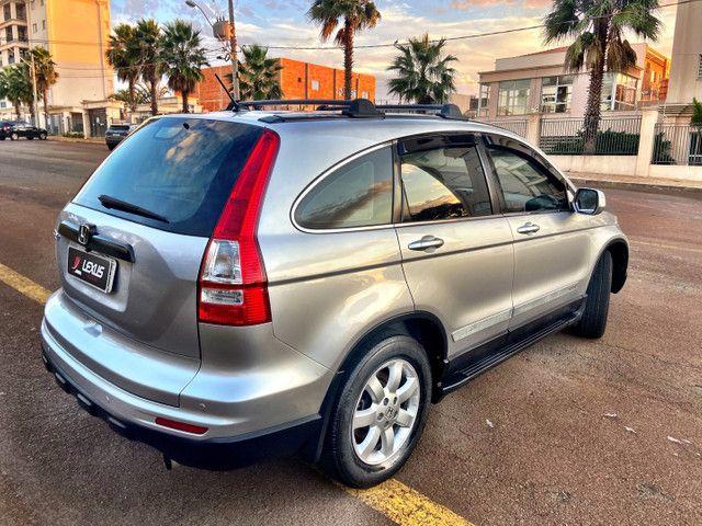 Honda CRV 2.0 LX 2011 Automática zerada / tro.co e financio - Foto 3