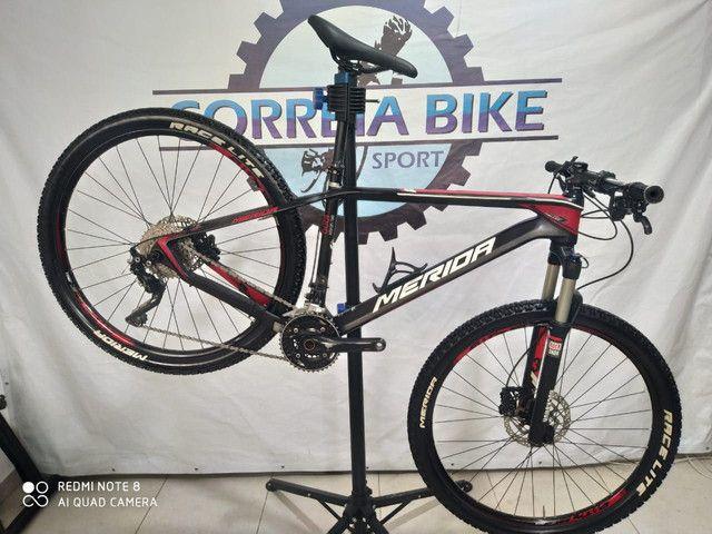 Bicicleta Merida Carbon Big7