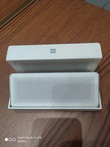 Caixa De Som Portátil Xiaomi Mi Original Bluetooth 4.2 Square Box 2 - Foto 3