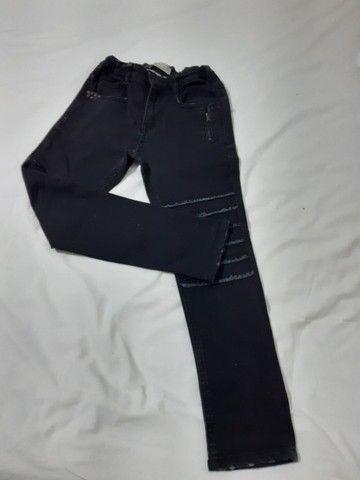 Calça jeans infantil preta , Zara original