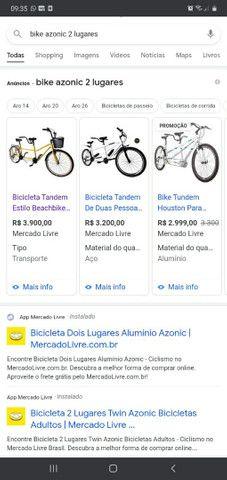 Bicicleta dois lugares!  - Foto 2