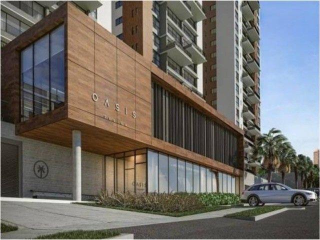 Oasis Andar Alto 187 m² vista indevassável para o Parque de Águas Claras - Foto 2