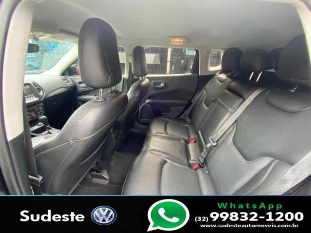 COMPASS 2017/2018 2.0 16V FLEX LONGITUDE AUTOMÁTICO - Foto 5