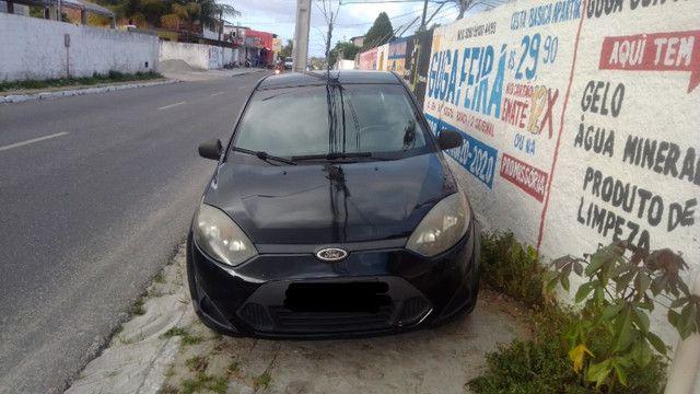 Ford Fiesta - Preto - 2011 - Foto 2