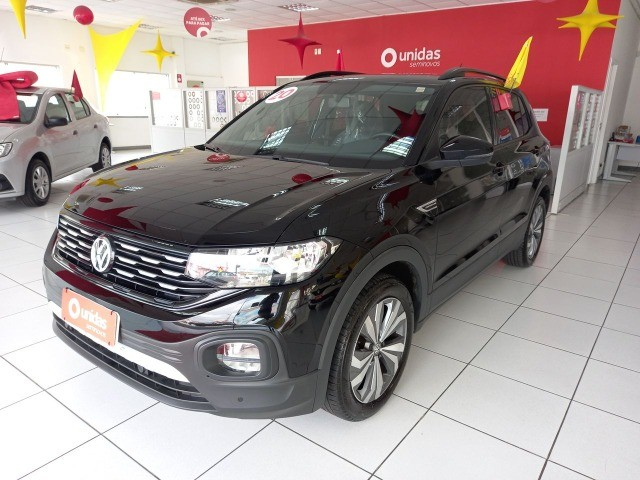 Volkswagen T-Cross Comfortline 1.0 tsi (turbo) - 2020 unico dono impecavel