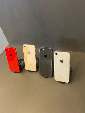 iPhone, 8, Normal, 64gb (SEMI-NOVO) LOJA FÍSICA