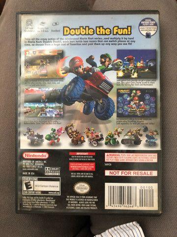Mario kart double dash - nintendo game cube - Foto 2