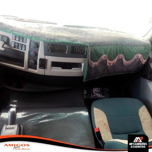 Caminhão Volvo Vm 330 Bitruck 8x2 Caçamba Agrícola 2019 - Foto 8